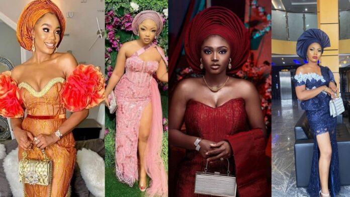 Classic,Stunning and Gorgeous Asoebi styles of the week