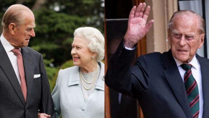 Queen Elizabeth of England Husband,Prince Philip dies at 99