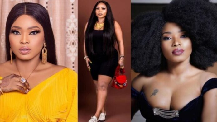 """""""It's not bleaching,an actress like me burnt them""""-Actress Halima Abubakar reacts to Dark Knuckles and skin allegations."""