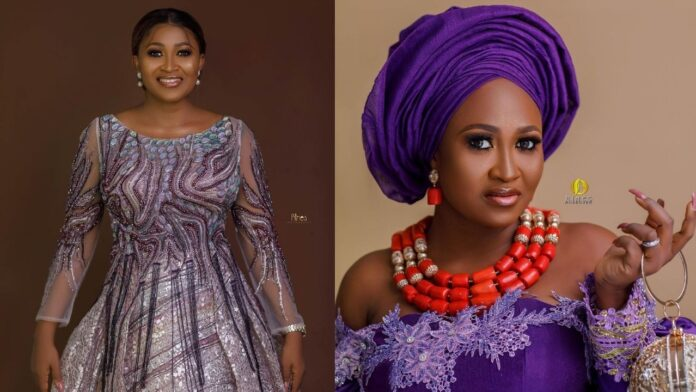 """You are not doing your wife a favor when you pay bills""- Actress Mary Njoku Tells Married men."