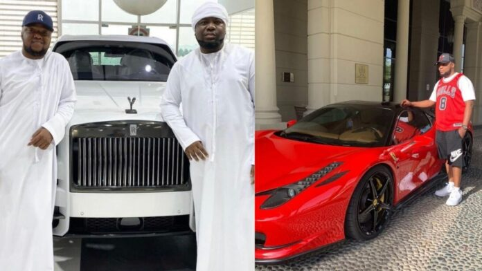 It was the darkest 6 months of my life–Hushpuppi's friend who was arrested alongside with him Speaks after regaining freedom.