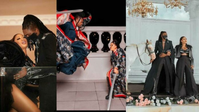 Toyin Lawani Releases Official Pre-Wedding Photos,set to marry over the weekend(photos)