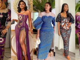 Ankara styles : Latest, Gorgeous Ankara long gown styles for All Sizes